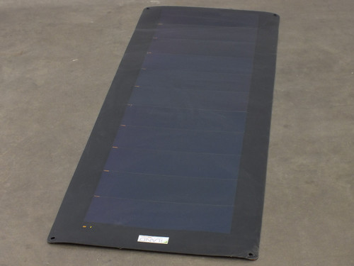 Xunlight XLS11-45 45 WATT Flexible Amorphous Solar Panel for Battery Charging
