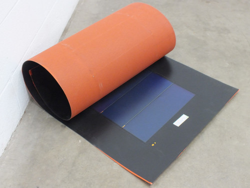 iLand XSS11-45 45W 12V Flexible Amorphous Solar Panel Battery Charger 5' long