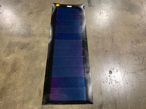 Xunlight XSS11-35 35 WATT Flexible Amorphous Solar Panel for Battery Charging