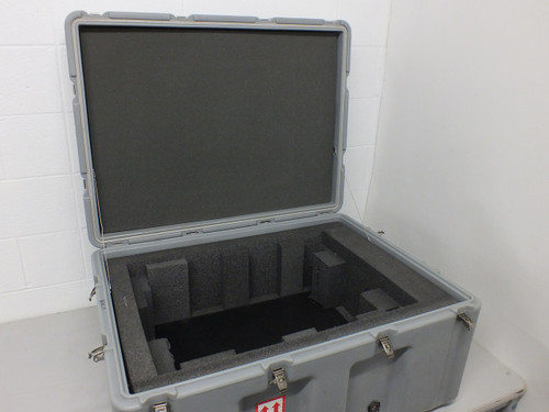 "Hardigg 38"" x 28"" x 19"" Hard Shell Foam Lined Single Lid Case - Pelican Style"