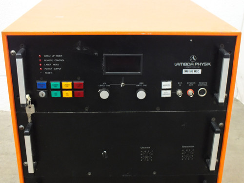 Lambda Physik EMG102MSC 3.8kVA Laser Power Supply - Lasertechnik - 208 VAC 3-Ph