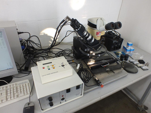 Finetech Fineplacer Manual PCB Rework Station with Leica MZ6 Microscope - AS IS