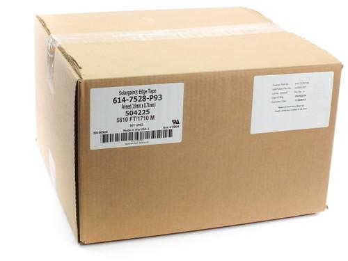 Quanex 614-7528-P93 Solargain Edge Tape Primed 19mm x .71mm Butyl Rubber Sealant