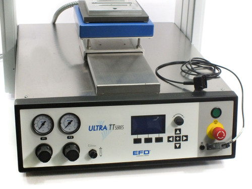 Nordson EFD-325 Ultra TT Automated Dispensing System with Wenesco Chromalox 1600
