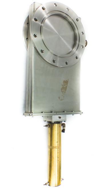 "GNB G10PSORPX 10"" Stainless Steel Pneumatic Gate Valve"