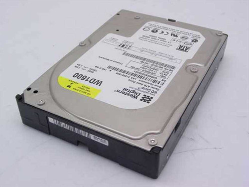 "Western Digital 160GB 3.5"" SATA Hard Drive (WD1600JD)"