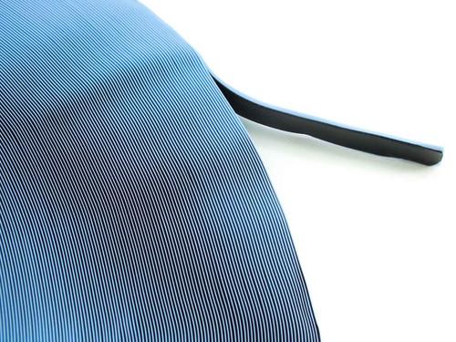 Quanex 614-3922-893 Solargain Edge Tape BLACK 10mm x .56mm Butyl Rubber Sealant