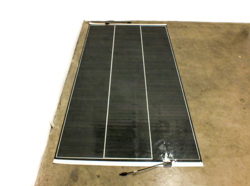 Solopower SP3L-200 200 Watt Solar Panel 7' Camping Flexible Battery Generator