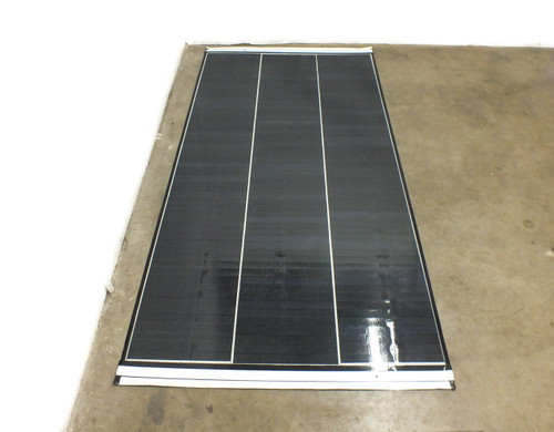 Solopower SP3L-200 200 Watt CIGS 7' Long Flexible Solar Panel with Solder Points