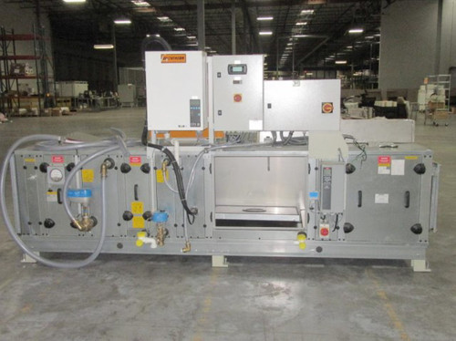 Deltatherm WT-Gruppe Heating Cooling Unit - HYD11-100, RKV 11.2, TM-W90-9/15-40