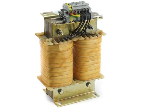 Jaspers Transformatoren 2kVA 1-Phase Transformer PRI: 208 SEC: 120 Volt AC