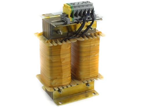 Jaspers Transformatoren 8kVA 1-Phase Transformer PRI: 480 SEC: 208 Volt AC