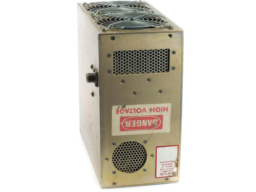 Comdel CPS-200AX High Frequency Power Supply / RF Generator with N Socket Output