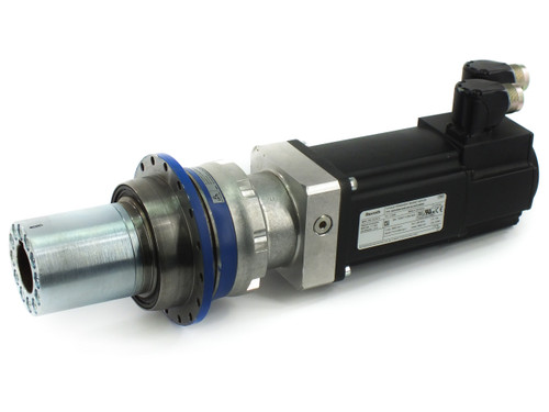 Rexroth MSK040B 3-phase Synchronous Servo Motor with Wittenstein Alpha Gearbox