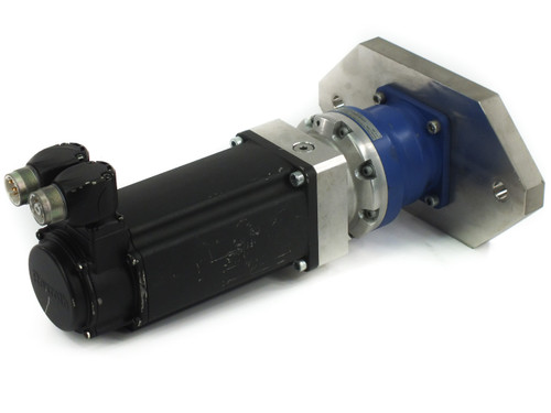 Rexroth MSK040B Servo Motor with Wittenstein Alpha Gearbox 3PH