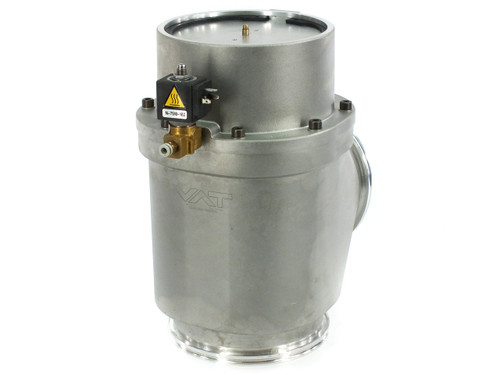 VAT 26344-QA41-0002 6 Inch High Vacuum HV Angle Valve - AS IS