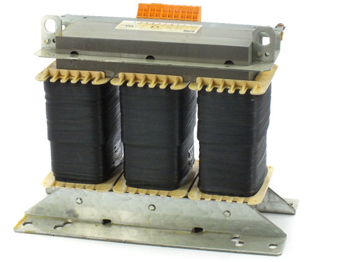 Block AT3 15-48/50-4 15KVA AT3-Series Autotransformer Pri 3x 480V Sec 3x 400V