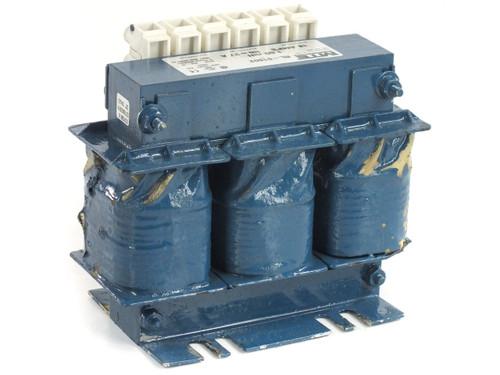 MTE RL-01802 RL Series Line Load Reactor 3 Phase 1.5mH 18A 600V Max