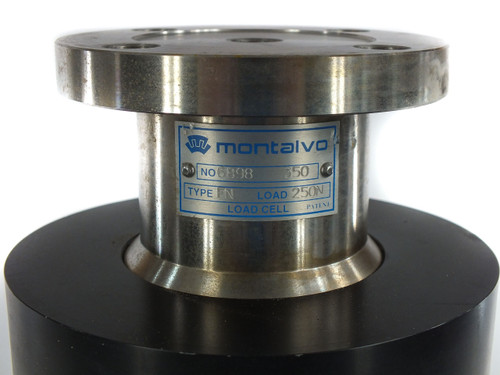 Montalvo 6898 350 Industrial Roller Load Cell Transducer - Type FN Load 250N