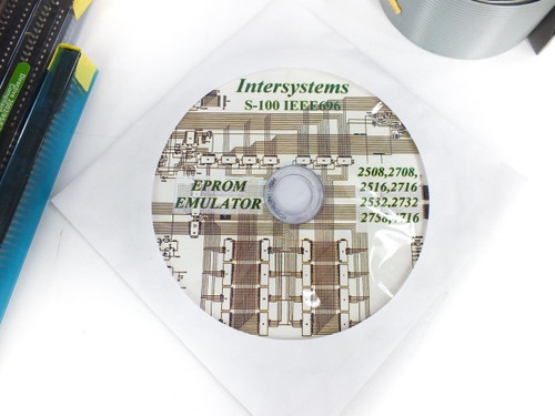 Ithaca Intersystems Eprom Emulator Kit for S100 Computer