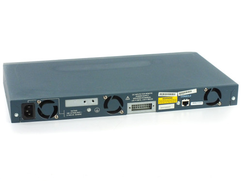 Cisco Systems WS-C2924-XL-EN Catalyst 2900 XL Series 24-Port Ethernet Switch