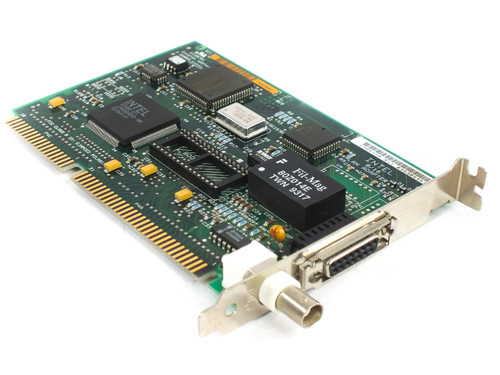 Intel 306450-011 16-Bit ISA EtherExpress 16 8/16 Lan Adapter Card with COAX