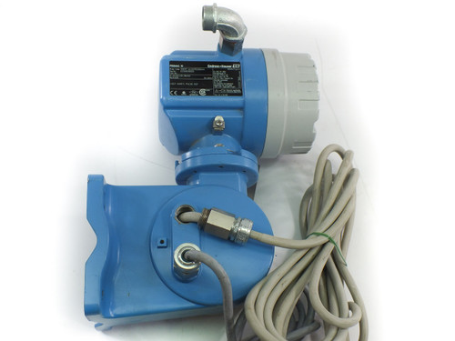 Endress-Hauser Promag 10 10W2F I-Out HART Electromagnetic Flowmeter w/ Pulse Out