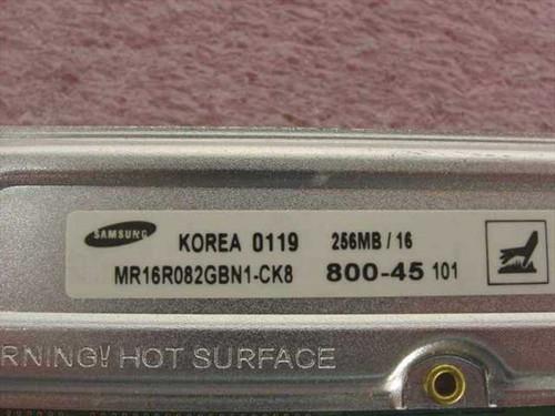Samsung 256MB Memory PC800-45 Rambus Dram (MR16R082GBN1-CK8)