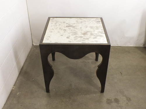 Artistica 126-260 Van Cleef Antique Brass Square End Table - 26 In x 26 In