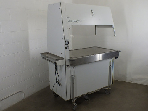 Baker Company AniGARD II Hepa Downflow Laminar Workstation Table