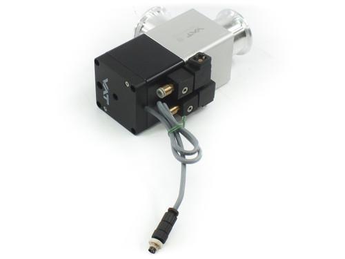 VAT 29032-KA41-0111 Angle Valve with Soft-pump and DN40KF Vacuum Flange