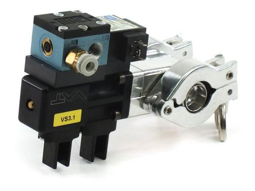 VAT 01224-KA44-0001 KF16 Flange Mini Gate Valve MAC N-7557-019 24V Solenoid