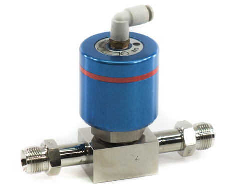 Flowlink Gaz Gas Valve with Let Lok Compression Fitting
