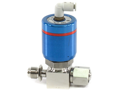 Flowlink GAZ Gas Valve with HTC 316 Compression Fittings
