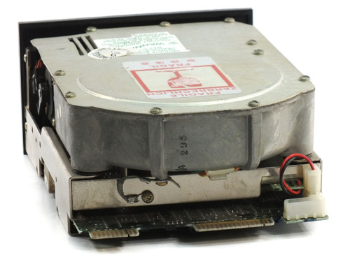 Seagate ST-412 10MB 5.25 inch Hard Disk Drive with IBM XT Black Face Plate