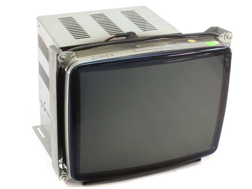 Lucius & Baer CC15V 15 inch Industrial CRT Monitor RGB Color CC15V-NET - AS IS