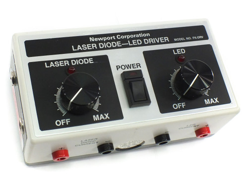 Newport FK-DRV Laser Diode and LED Driver - November 1992