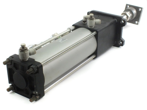 SMC CDNAFN100-250 Pneumatic Cylinder 250 mm Stroke Auto Switching