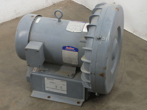 Spencer VB030B-011 Vortex Blower 3.4HP 2850RPM Model VBA93010