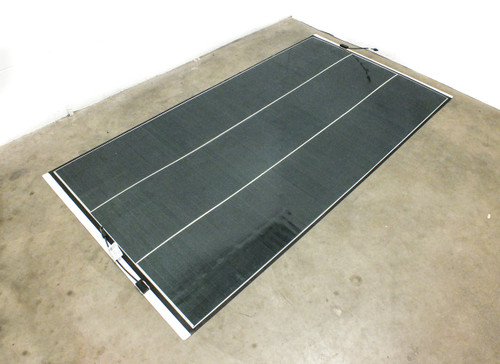 Solopower SP3L-240 240 Watt CIGS Solar Panel 7' Battery Charging RV Boat MC4