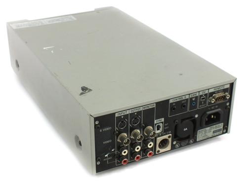 Sony DSR-20 DVCAM DV MiniDV VTR Player / Recorder for Studio Editing - Powers ON