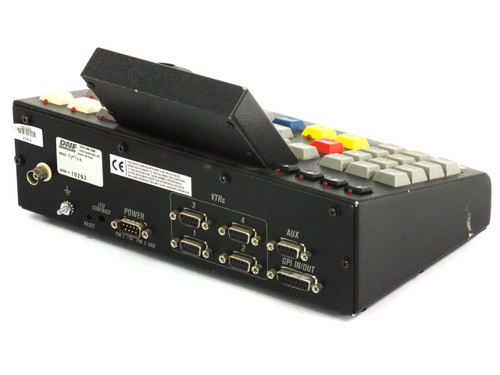 DNF Controls Aprisa Remote Control Panel for Video Production with 4 VTR Ports
