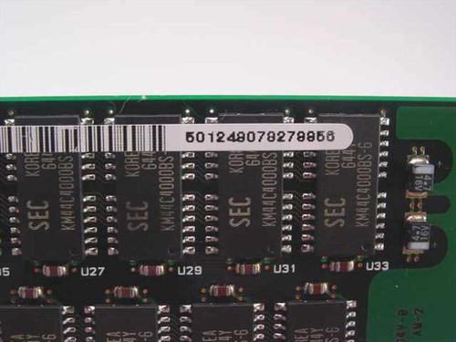 Samsung ECC RAM Stick Sun Microsystems (KMM3144C400BS-65)