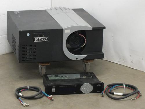 Runco VX-44D Video Extreme DLP Projector 3 Chip 1920 by 1080p 4000 ANSI Lumens