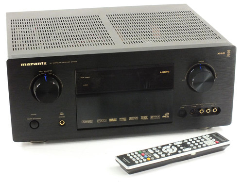 Marantz SR7002 HDMI Switching Home Theater Receiver THX Select2 Includes Remote