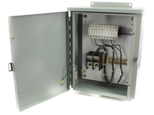 Rittal E20R166HCR Industrial Control Panel Enclosure - Wall Mount - 20x16x6 Inch