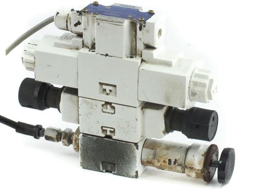 Yuken DSG-01-3C40-D24-50398 5080 PSI Directional Valve MSW-01-X-50 MRP-01-C-3004