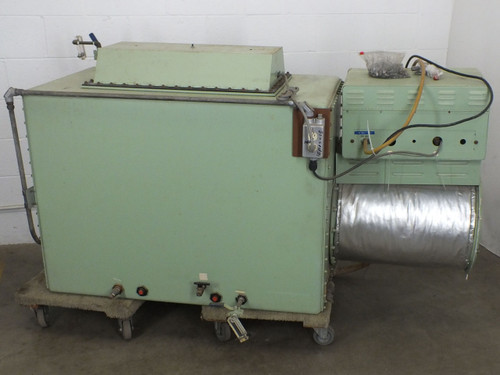 Vacuum Atmospheres Single Width VAC Glove Box - As Is