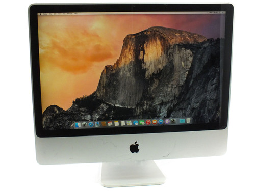 Apple A1225 24-inch iMac 7.1 Core 2 Duo 2.4GHz 320GB HD 2GB RAM Mid-2007 MA878LL