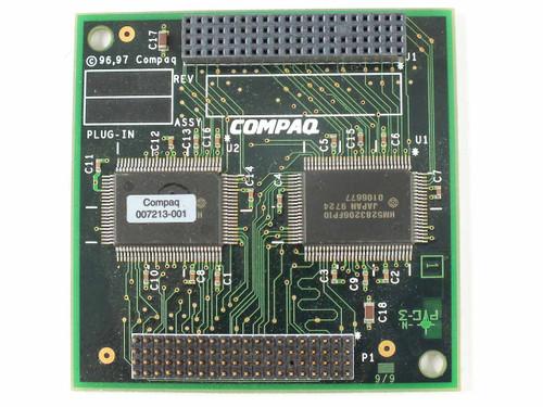 Compaq 007213-001 S3V3 SGRAM Upgrade Video Card 2MB